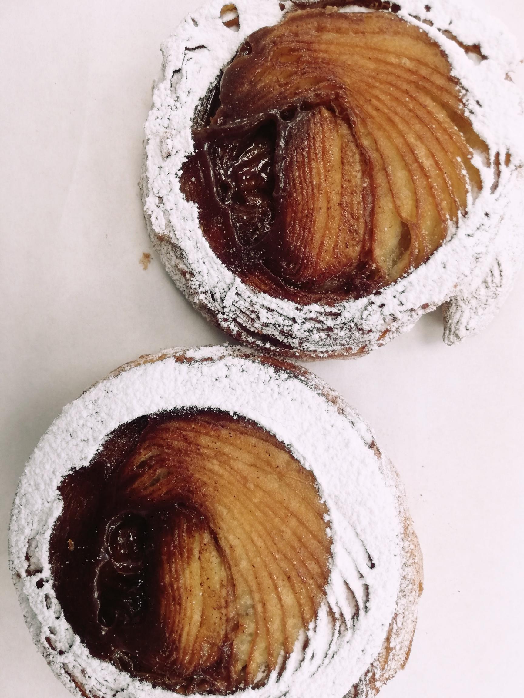 (SAT) Cinnamon Swirl