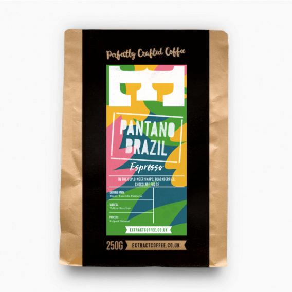 Pantano Espresso