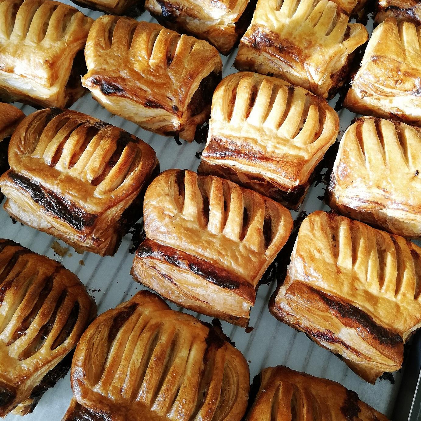 (FRI) Tuscan-Style Sausage Roll