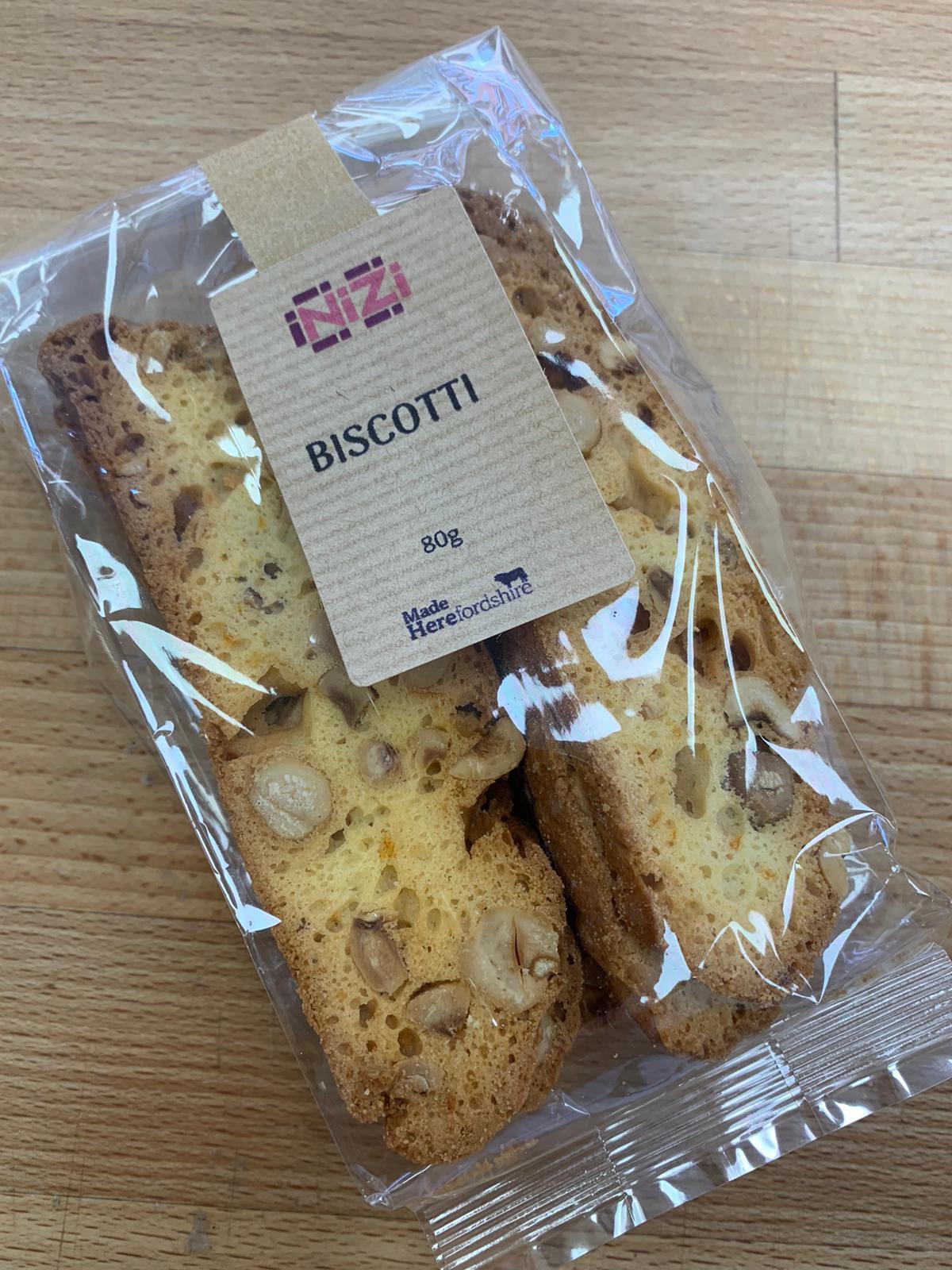 (WED) Biscotti