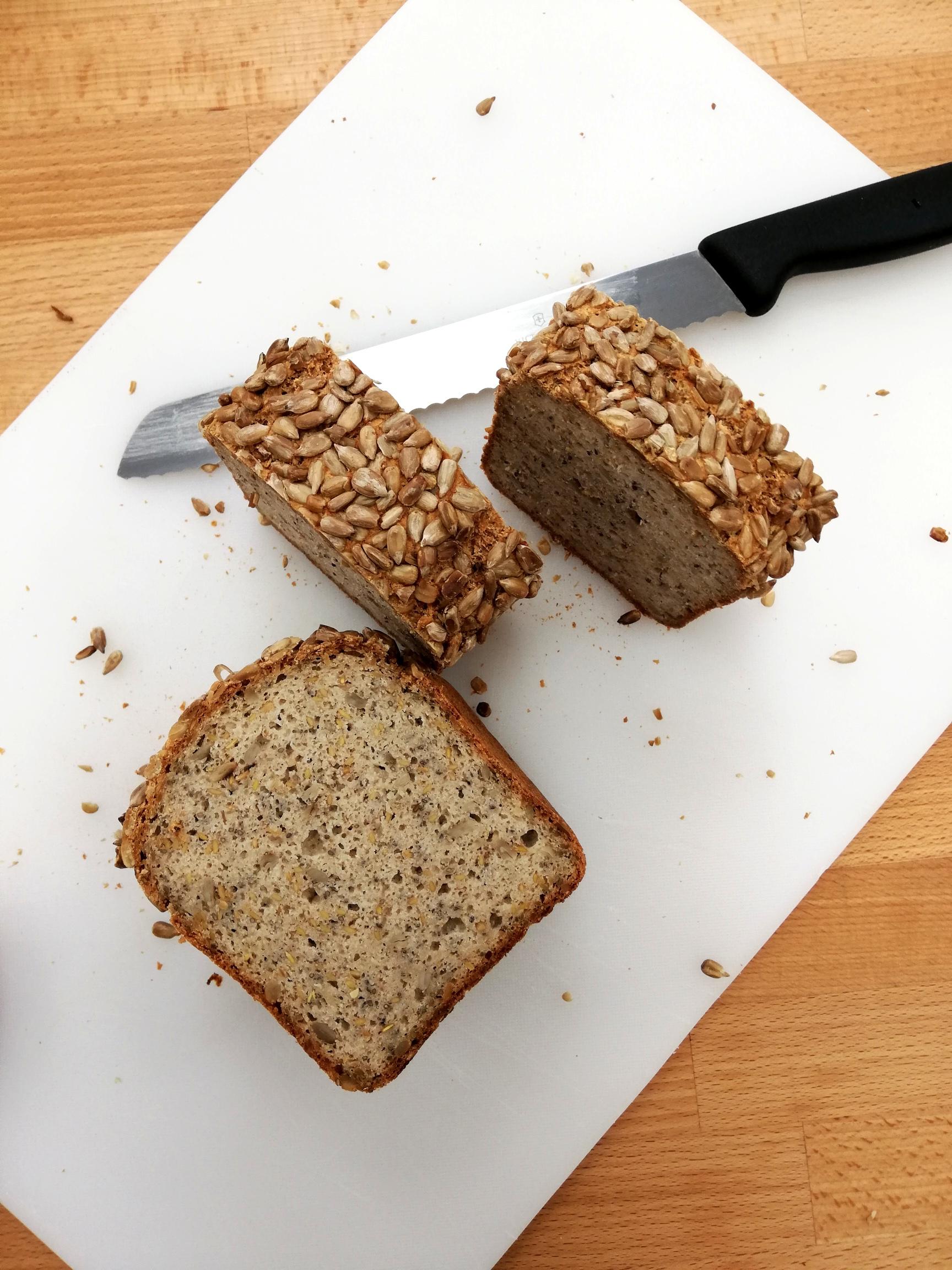 (WED) Buckwheat loaf