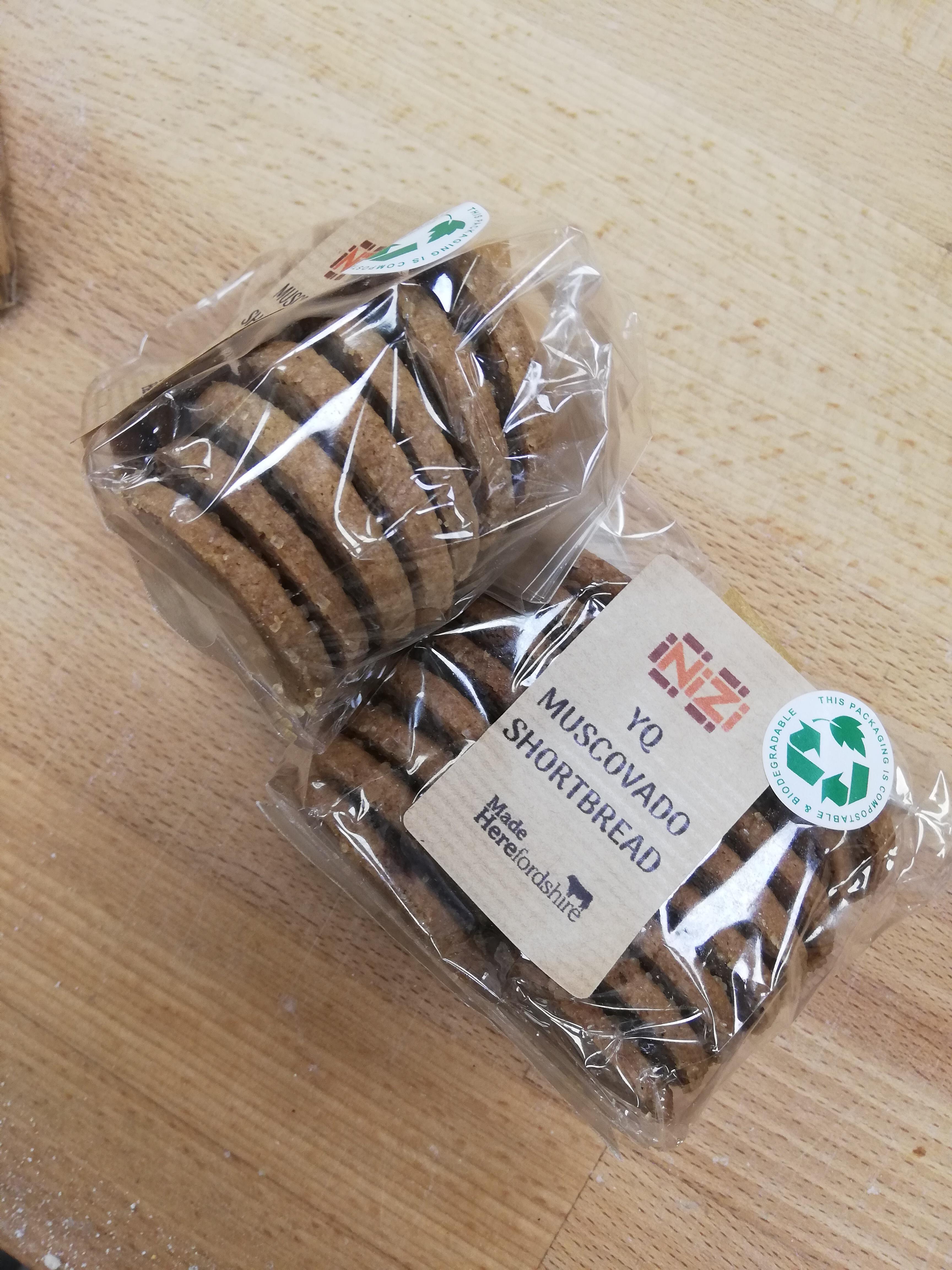 (SAT) Muscovado Shortbread