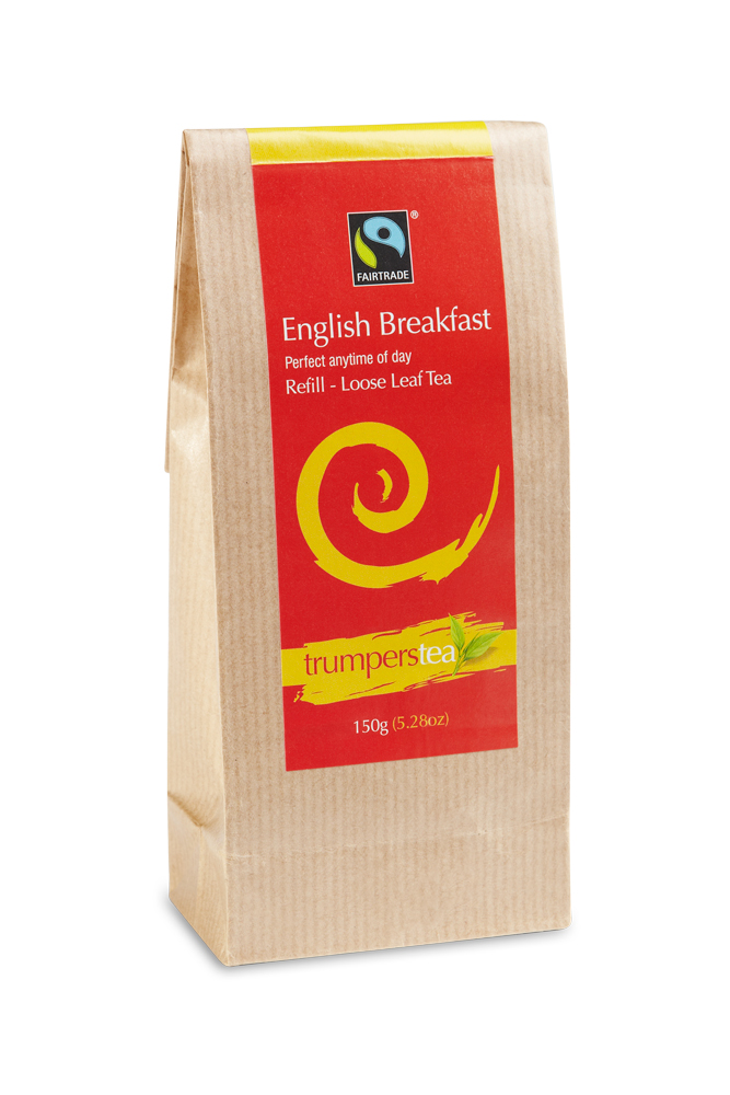 Trumpers English Breakfast Tea Refill