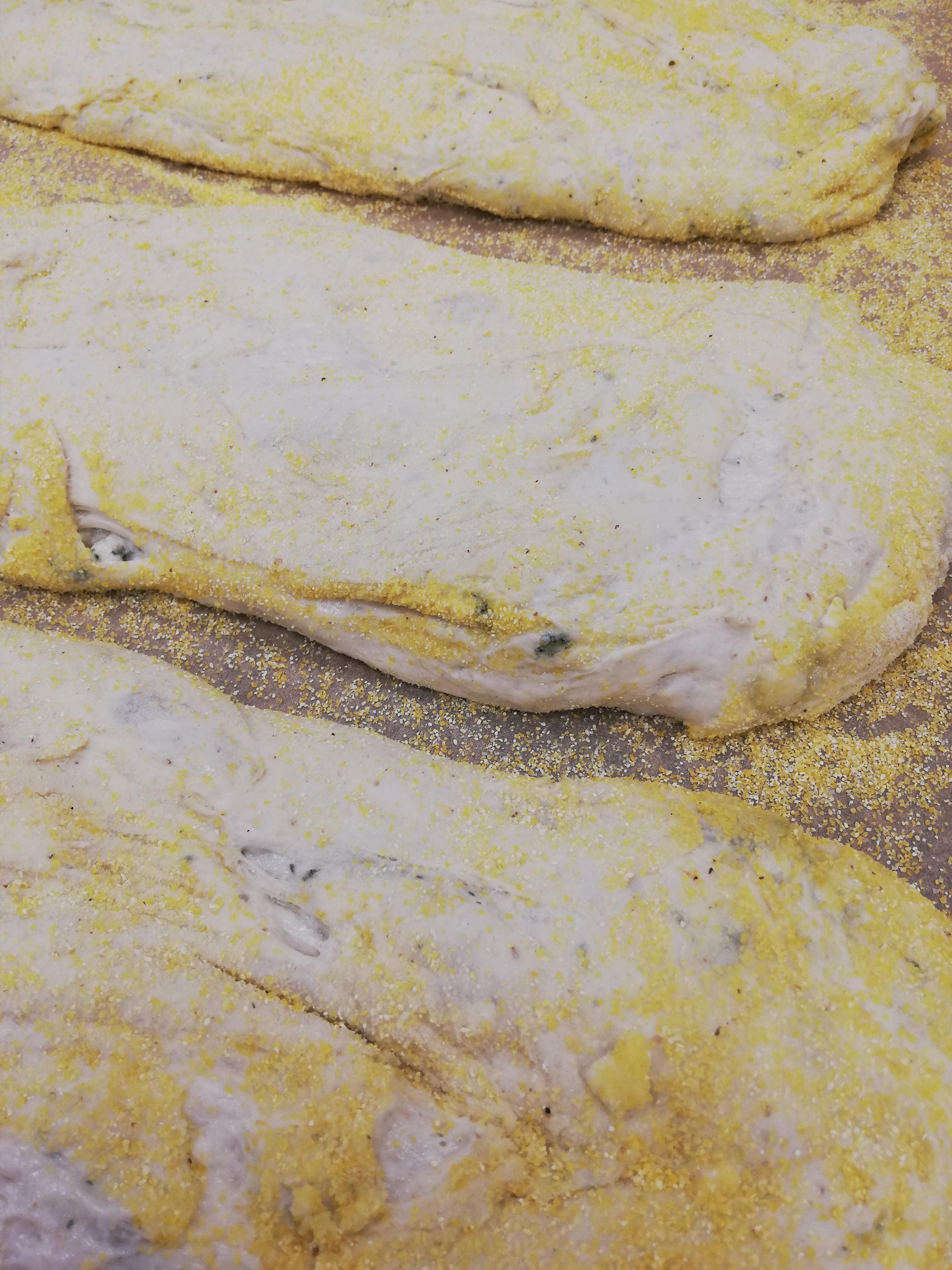 (SAT) Frusta with Roquefort Blue Cheese