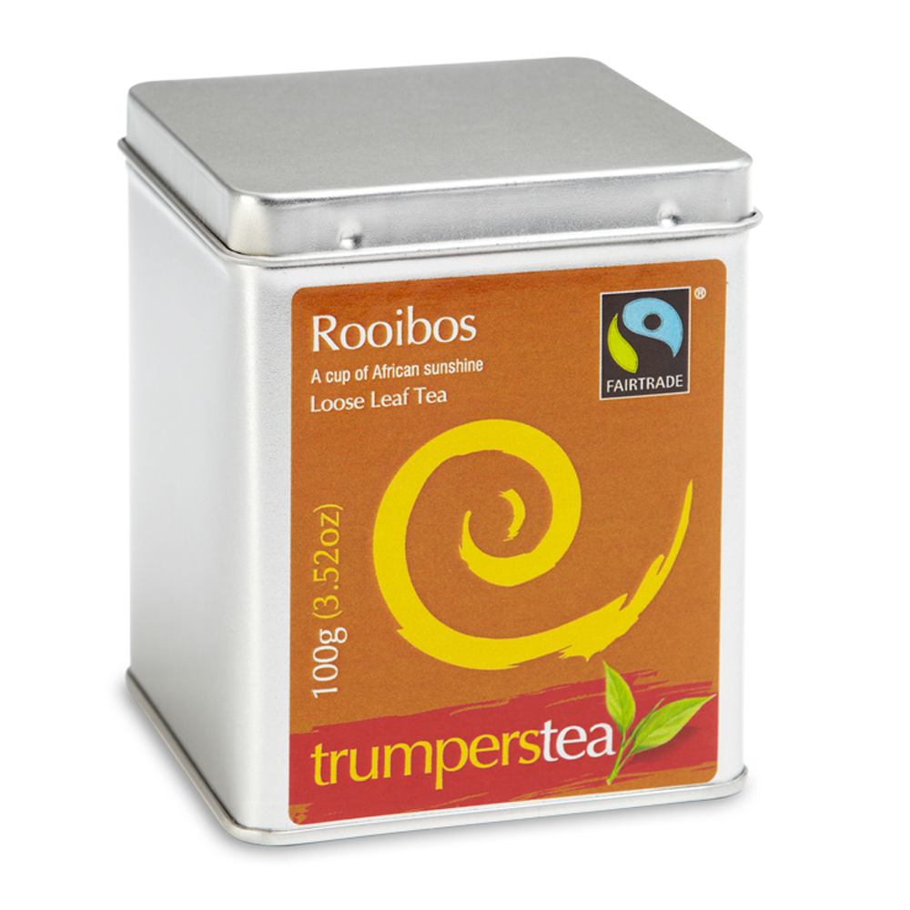 Rooibos Tea Caddy