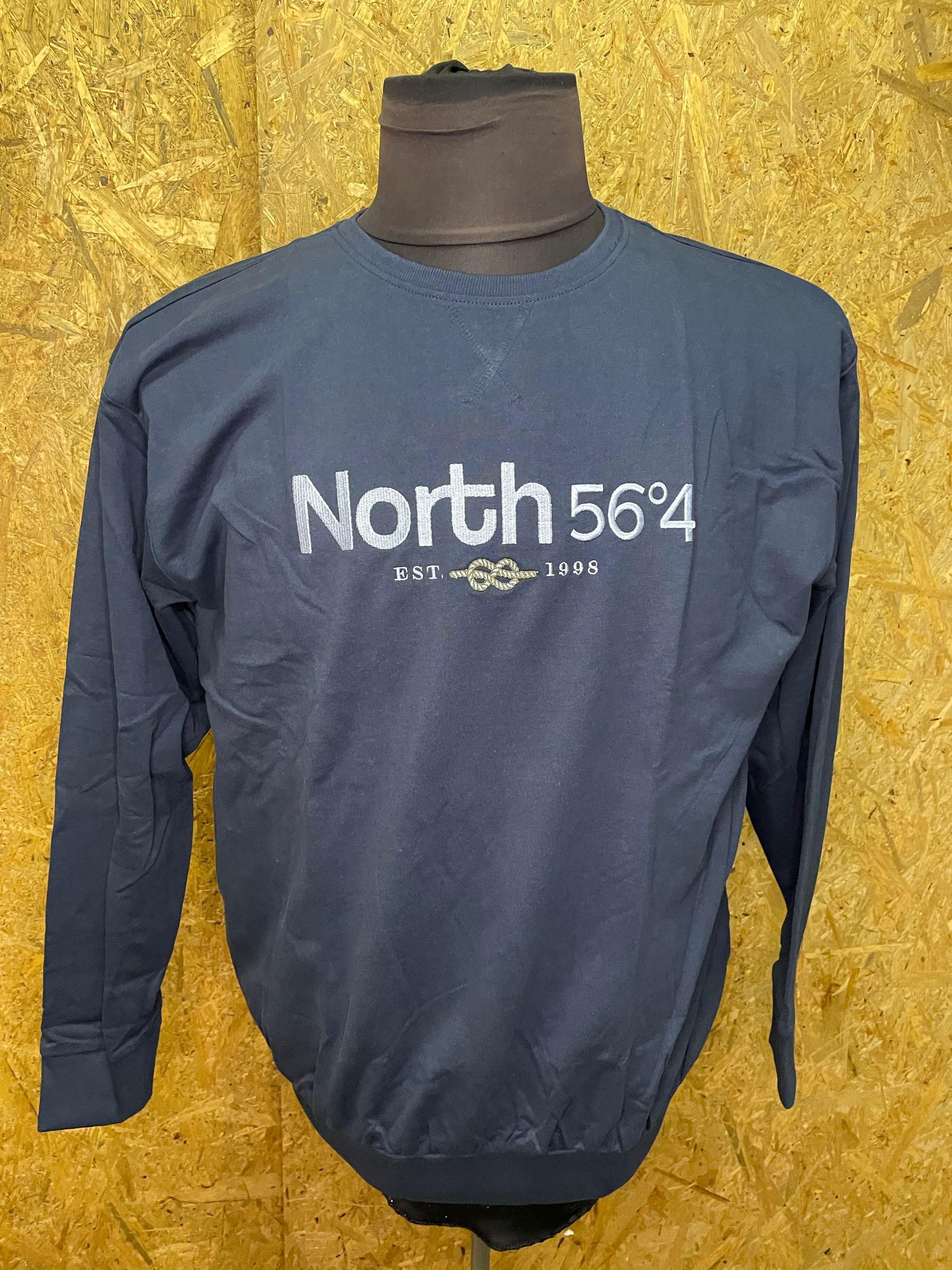 North 56˚4 sweat shirt  Blå