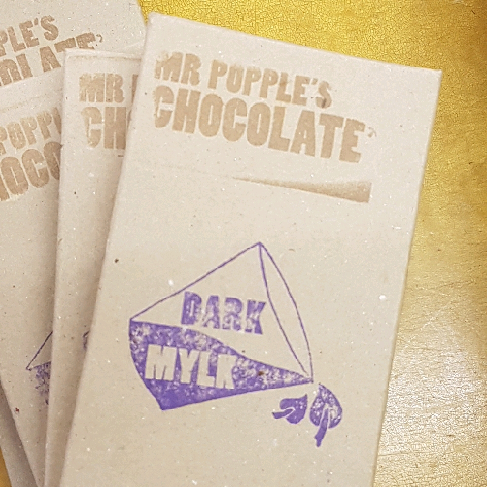 Dark Mylk Chocolate