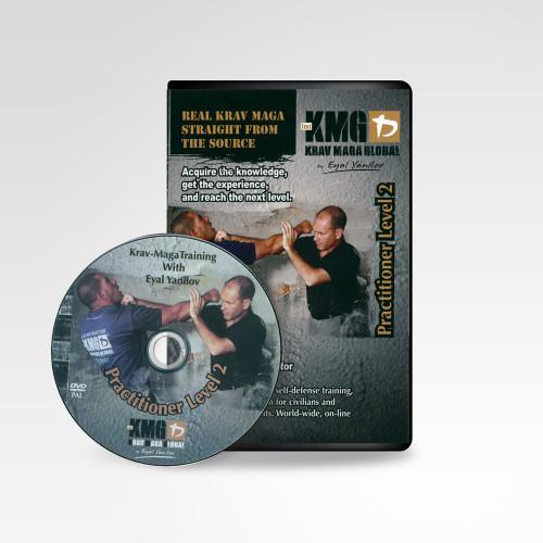DVD, Krav Maga