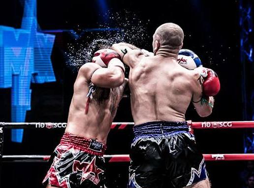 Muay thai: Knockout Elbows
