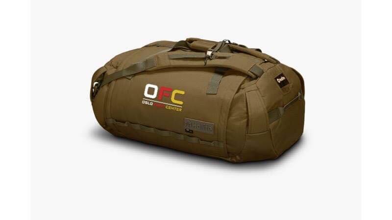 OFC bag - fantastisk kvalitet!