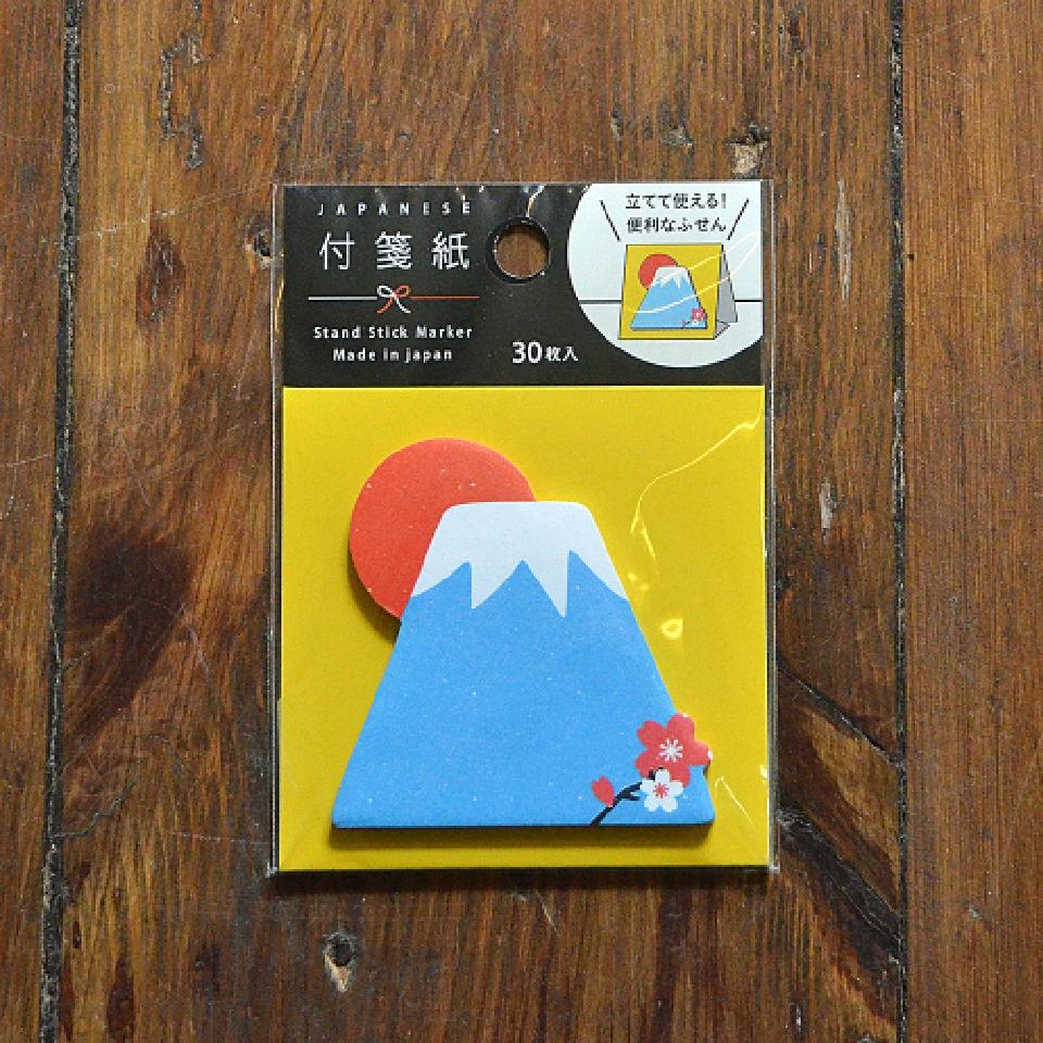 Häftlappar - Berget Fuji