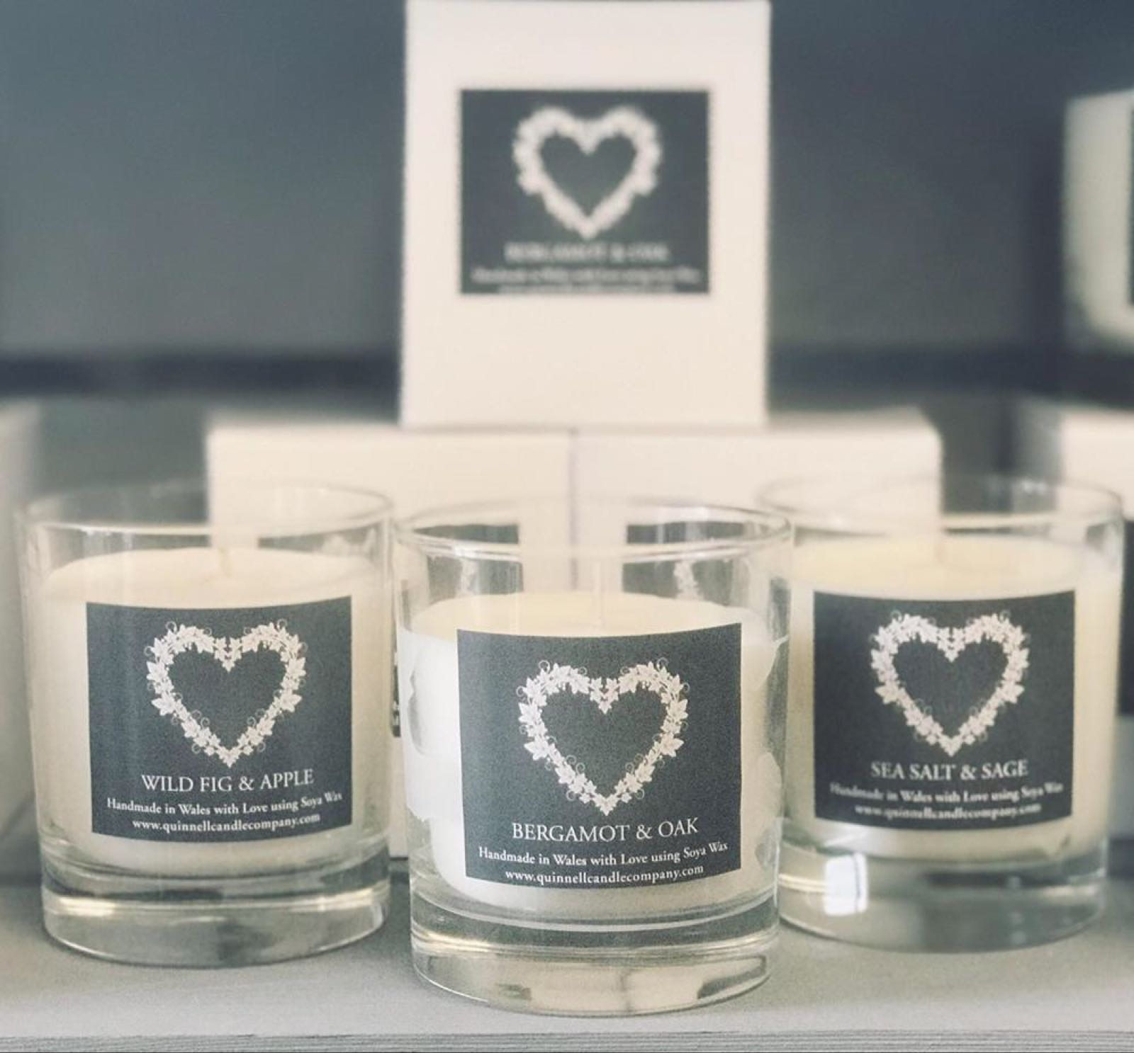 Quinnell Candles - Large