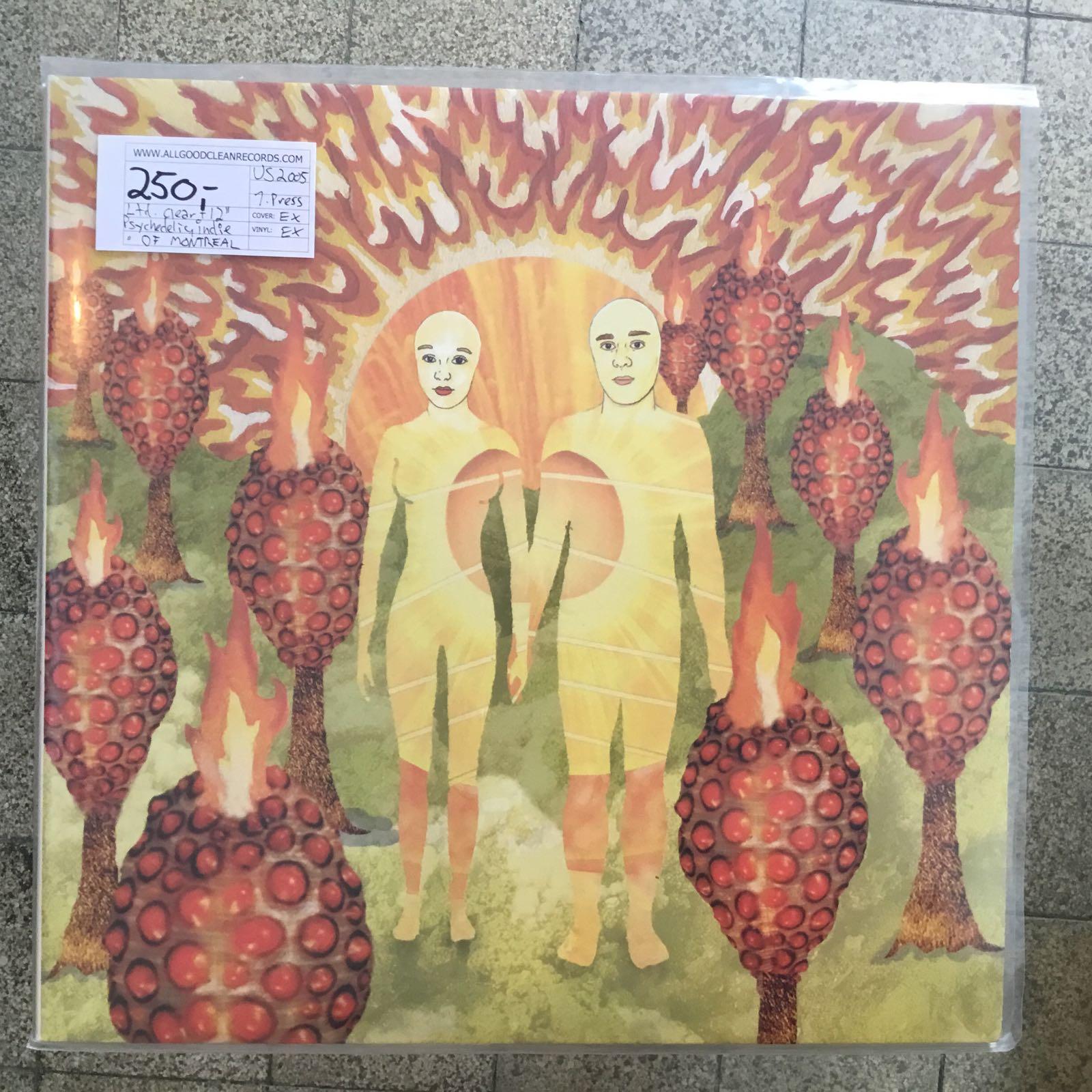 Of Montreal - The Sunlandic Twins [LTD 2xLP] (2. hand)