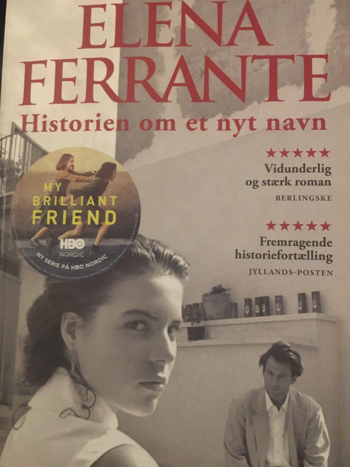 Historien om et nyt navn af Elena Ferrante - 9788740046113