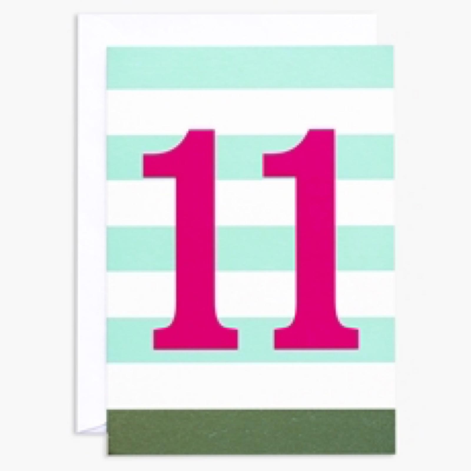 11th Birthday (INK96)