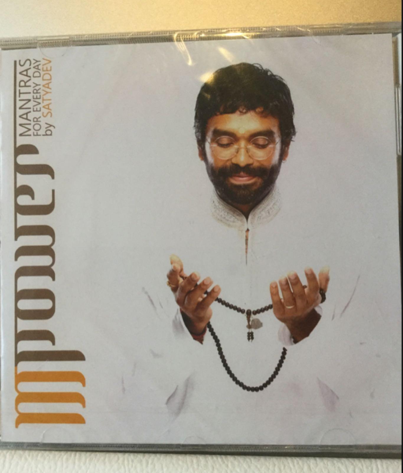 CD Mpower - Satyadev 169:-