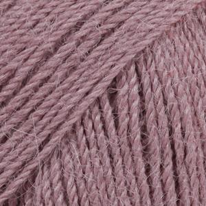Drops Alpaca, uni colour 3800 malva