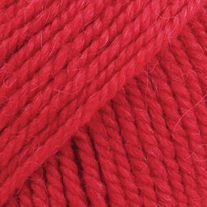 Drops Nepal, 3620 uni colour rød