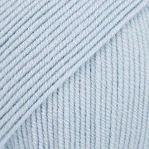 Drops Baby Merino, 11 uni colour isblå