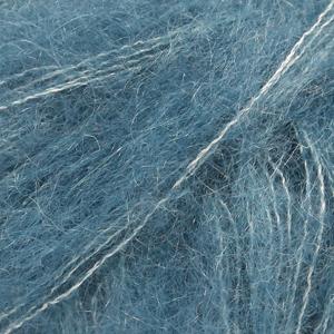 Drops Kid-Silk, uni colour 27 jeansblå