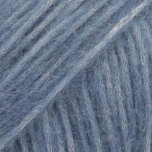 Drops Air, 17 uni colour jeansblå