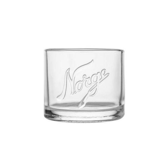 Norgesglass lyslykt 2-pakning