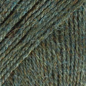 Drops Alpaca, mix 7815 skogsgrønn