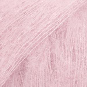 Drops Kid-Silk, uni colour 03 Lys rosa
