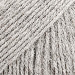 Drops Alpaca, mix 0501 lys grå