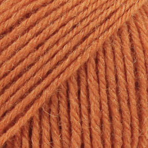 Drops Karisma, uni colour 11 Oransje
