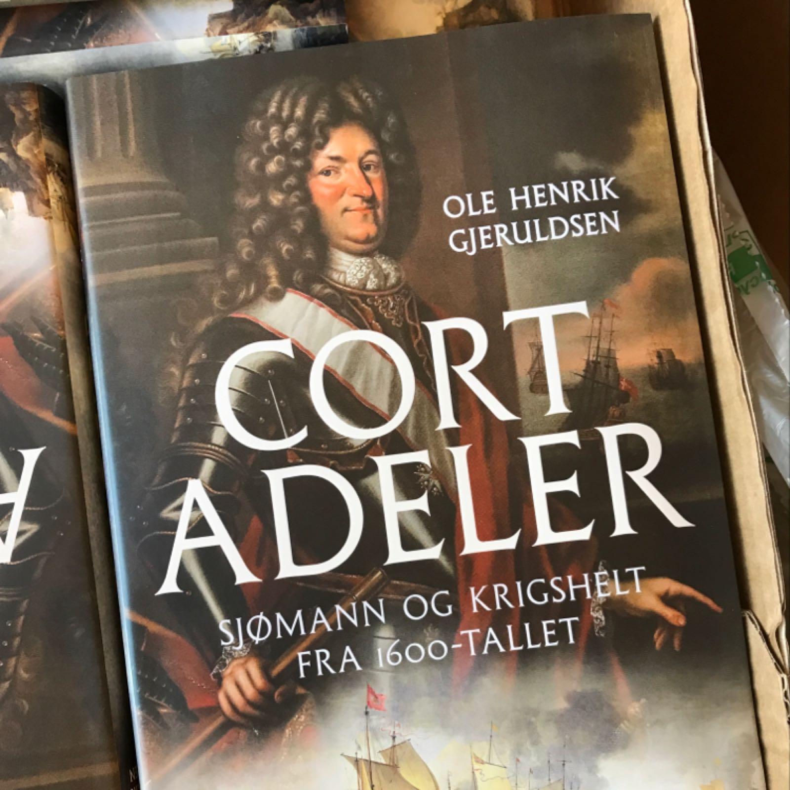 Cort Adeler biografi
