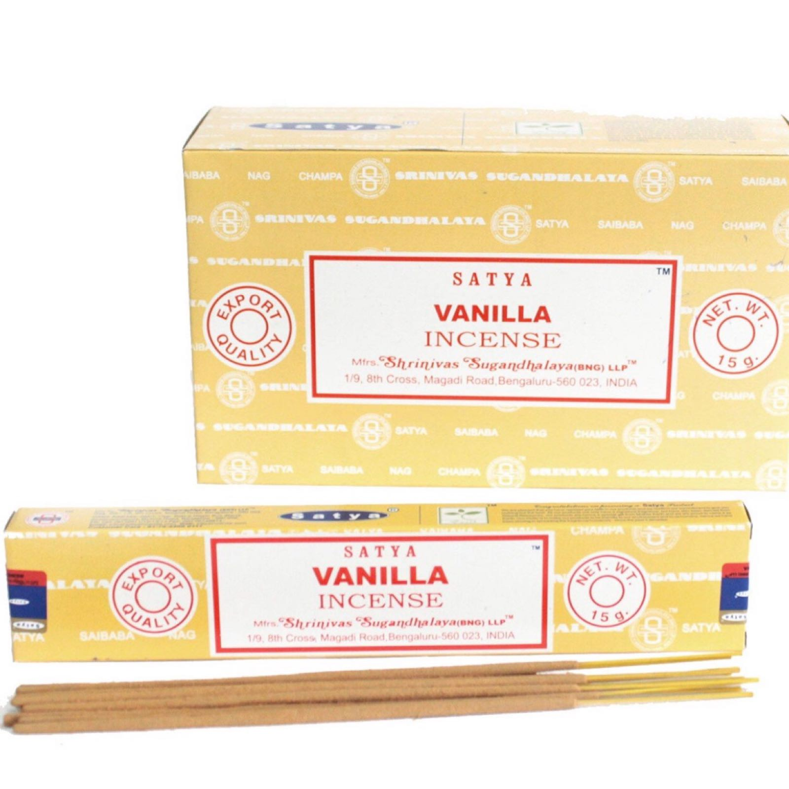 'Vanilla' Incense Sticks