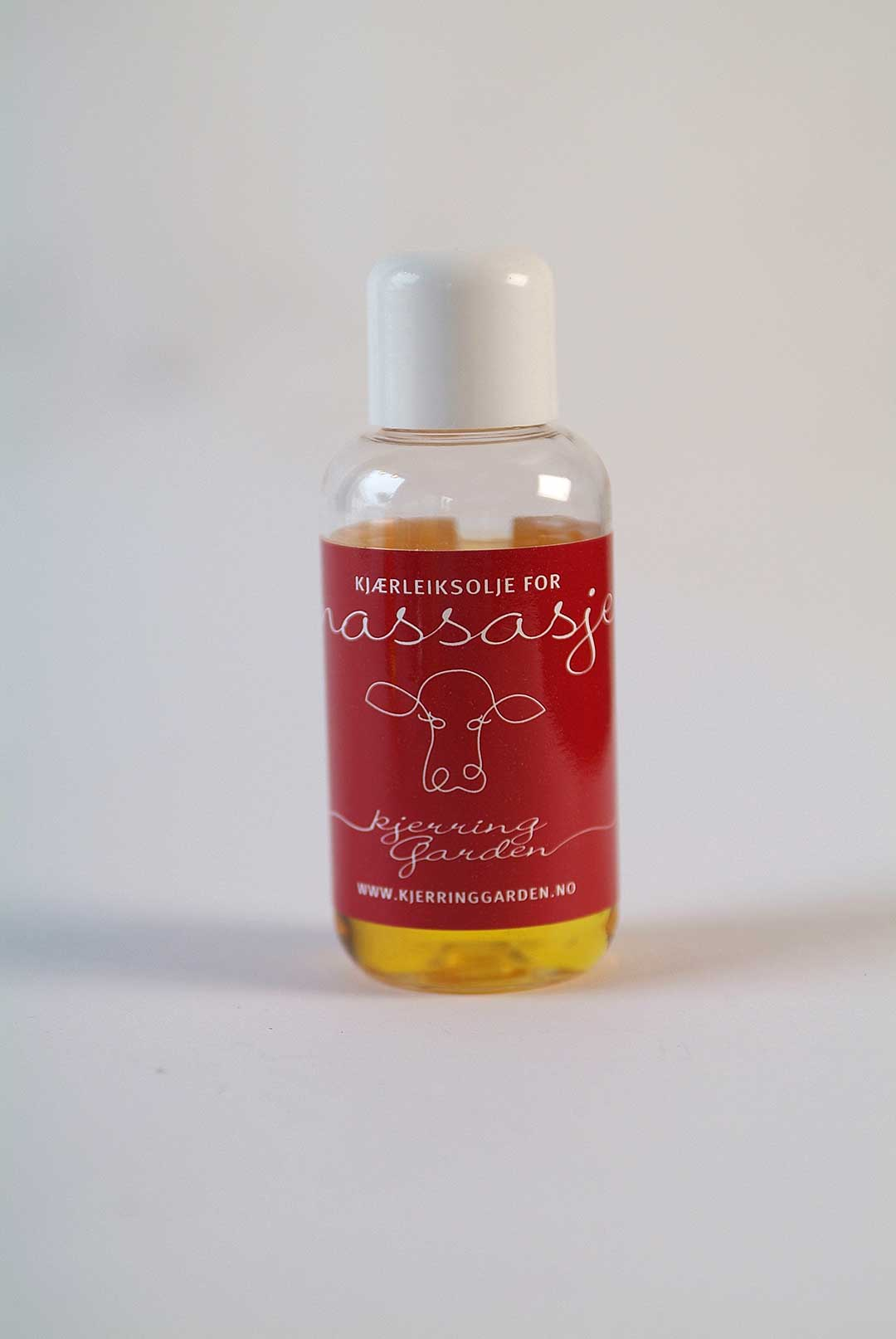 Kjærleiks olje for massasje