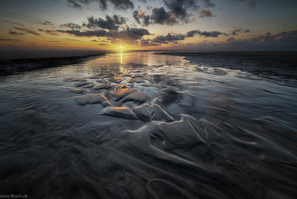 Sunset - Fanøbad
