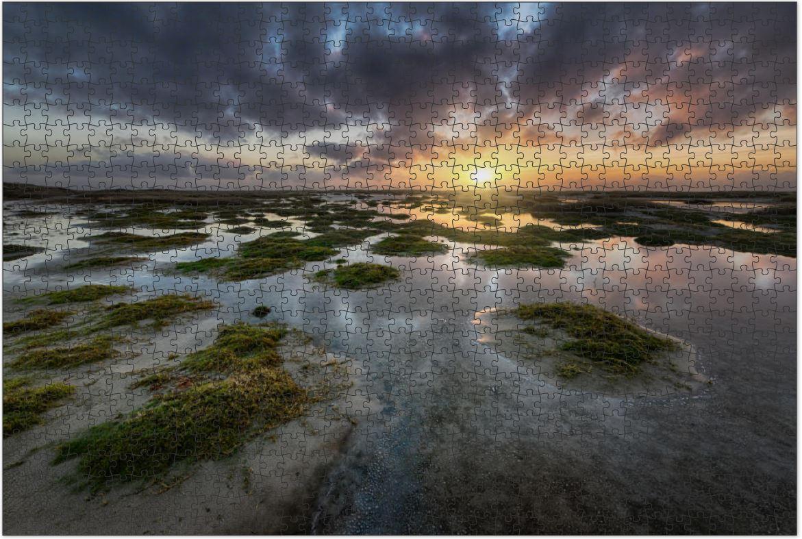 Fanø Puslespil - Vadehavet