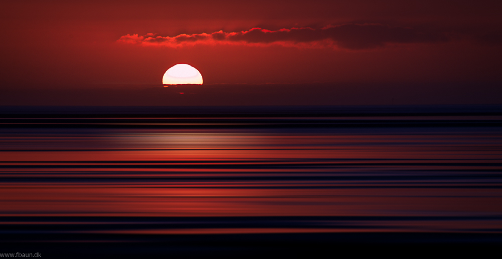 Sunset - Fanø