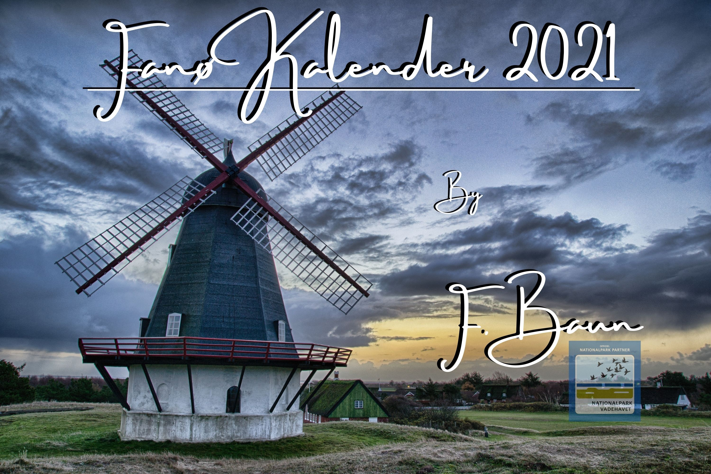 Fanø kalender 2021