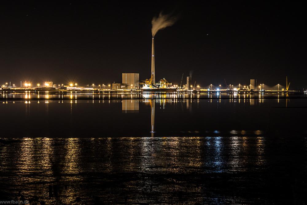 Esbjerg skyline
