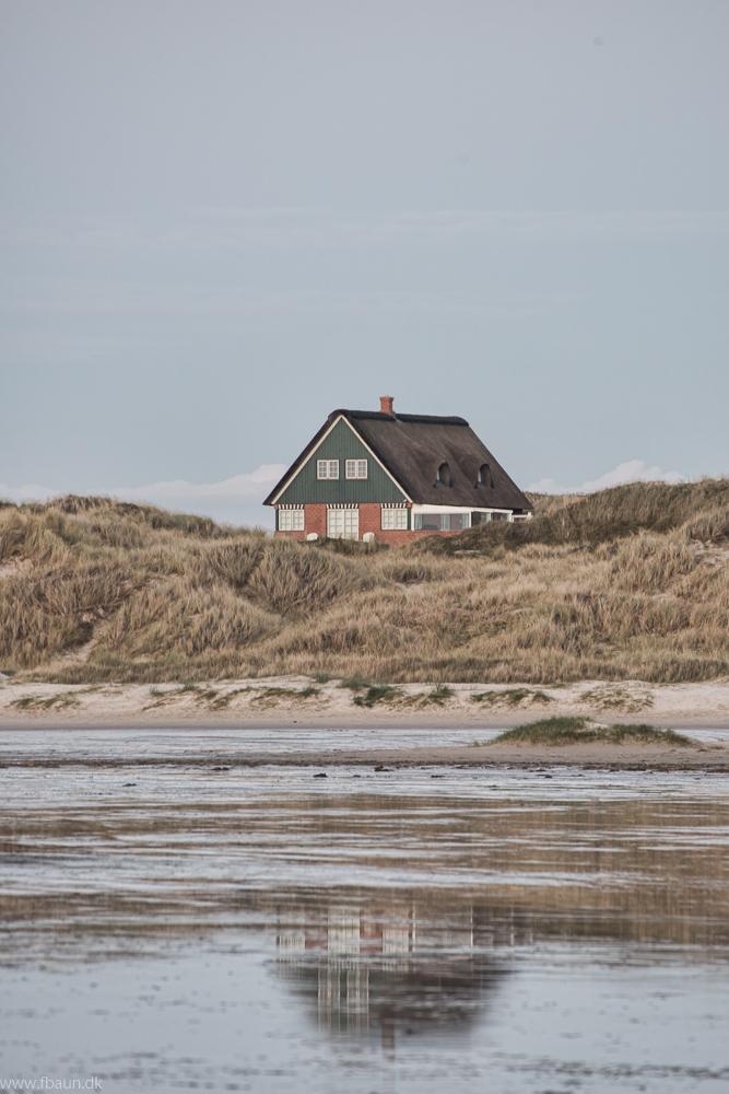 Det lille hus på Stranden