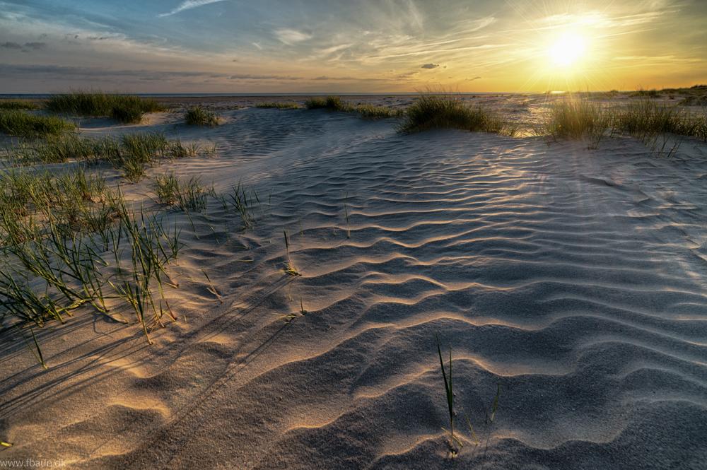 Bølger i sandet