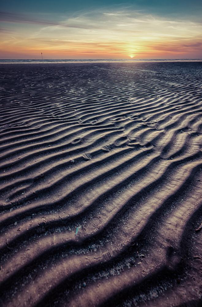 Spor i sandet