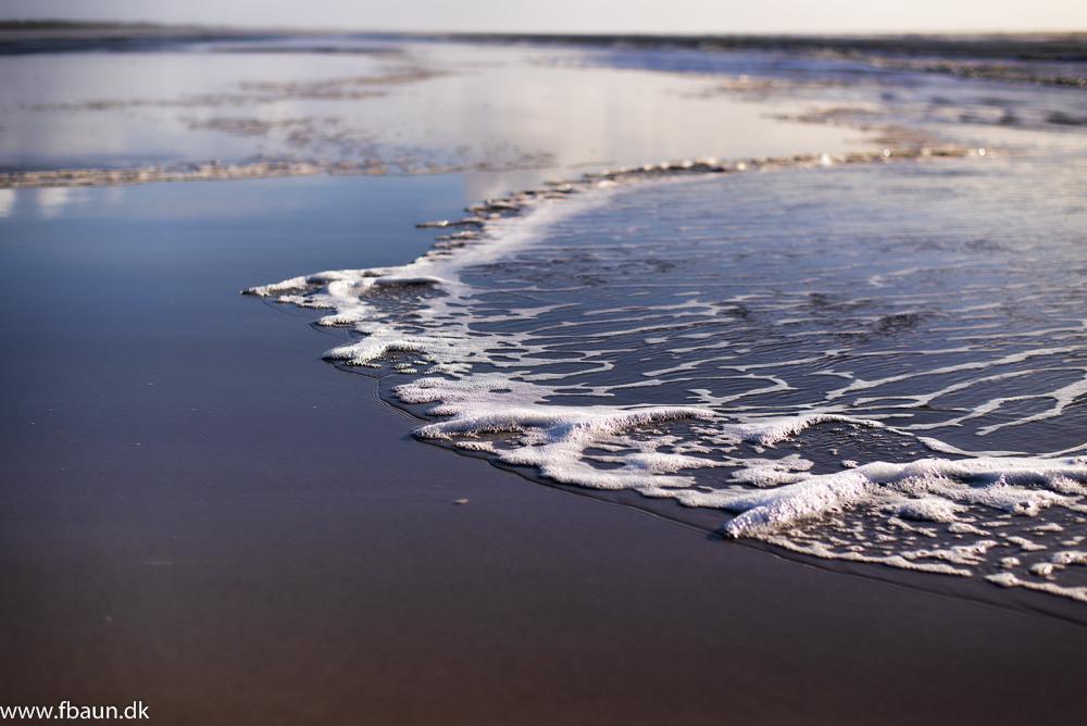 Fanø's fantastiske strand