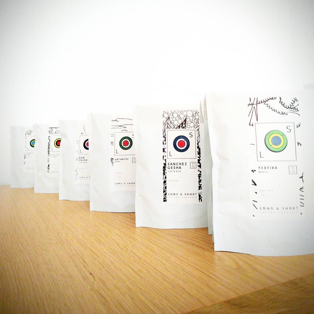 Long + Short Coffee Roasters (E17)