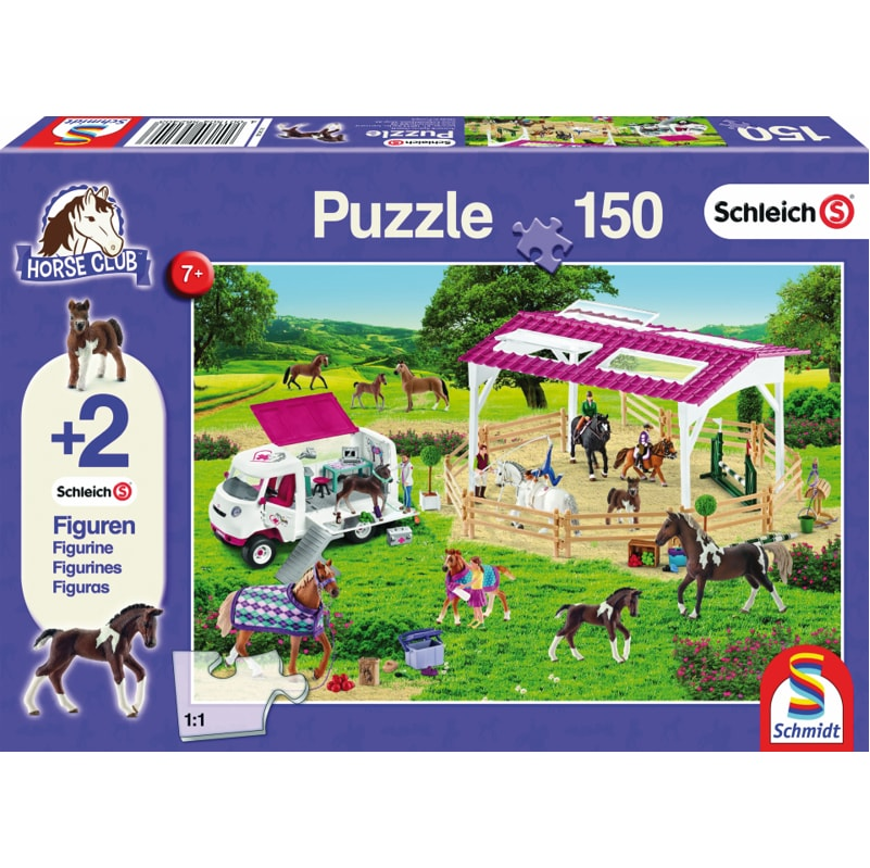 Riding School 150 pc puzzle