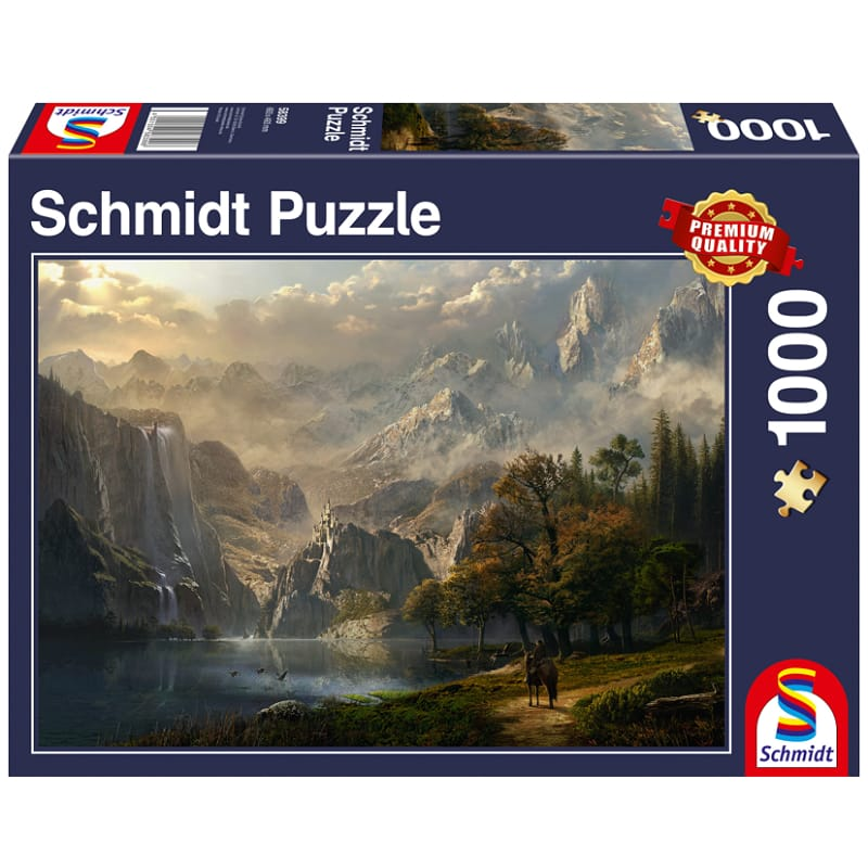 Waterfall 1000 pc puzzle