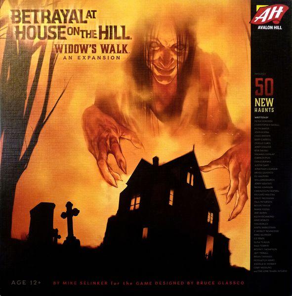 Betrayal at House on the Hill - Widows Walk Exp
