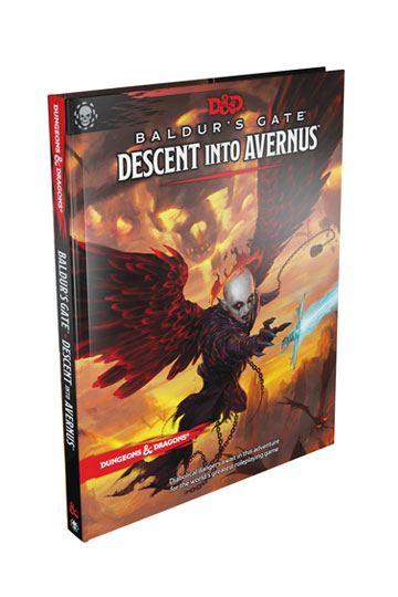Descent into Avernus; Baldur's Gate: Dungeons & Dragons