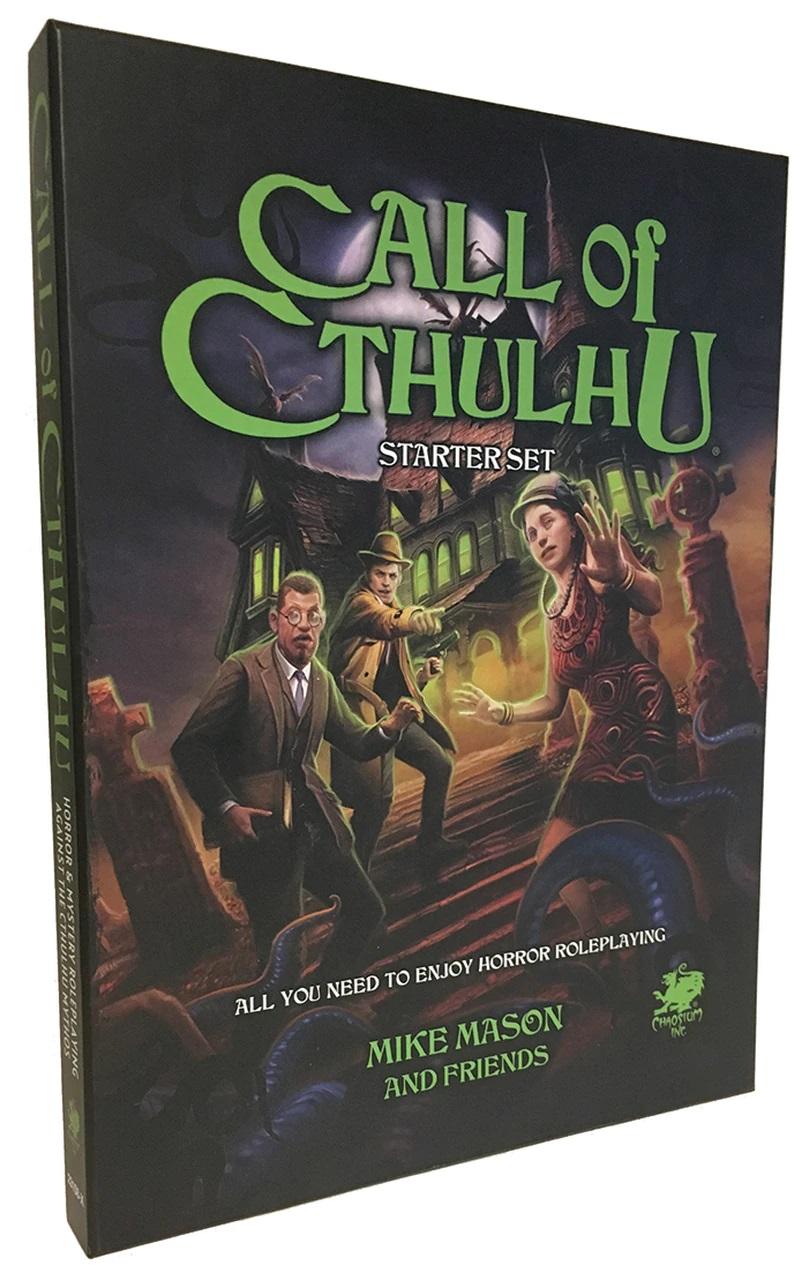Call of Cthulhu RPG Starter Set