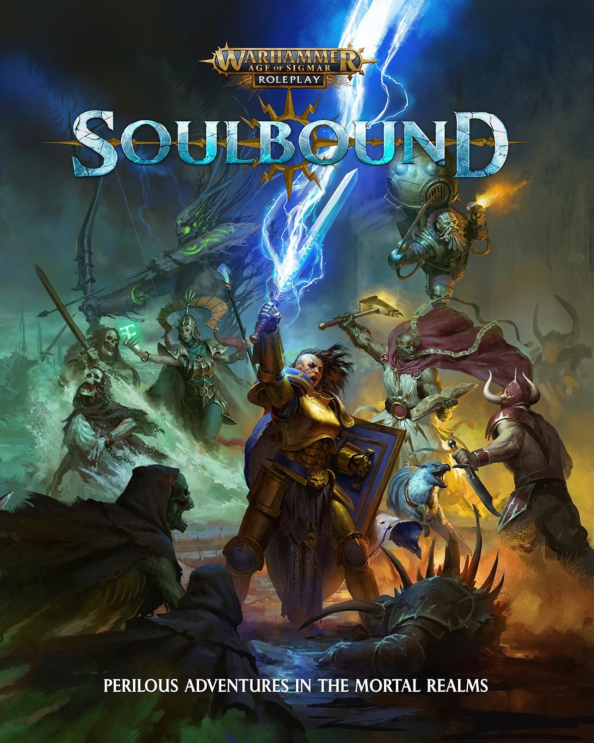 Soulbound: Warhammer Age of Sigmar RPG