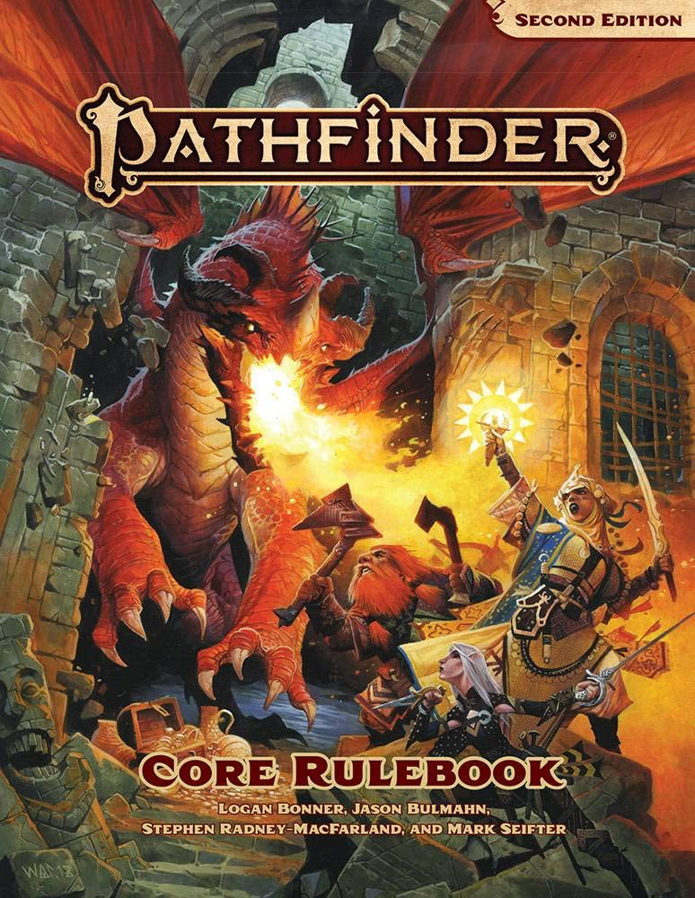 Pathfinder RPG (2nd Edition) Core Rulebook